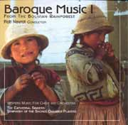 Baroque Music from the Bolivian Rainforest