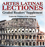 Artes Latinae Lectiones Graded Readers Supplement - CD