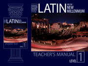 Latin for the New Millennium: Student Text, Level 1 - Teacher's Manual