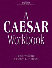 Bolchazy carducci a caesar workbook a caesar workbook fandeluxe Gallery