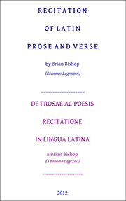 Recitation of Latin Prose and Verse
