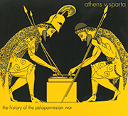 Athens v Sparta: The History of the Peloponnesian War