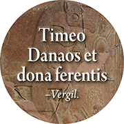 Timeo Danaos et dona ferentis: I fear Greeks (even) bearing gifts