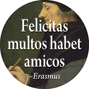 Felicitas multos habet amicos: Prosperity has many friends