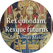 Rex quondam, Rexque futurus: The once and future king