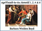 eyeVocab for Barbara Weiden Boyd's Vergil's AENEID: Selected Readings from Books 1, 2, 4, and 6