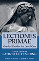 Artes Latinae Level 1, Lectiones Primae Graded Reader