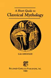 Amazon. Com: a short guide to classical mythology (9780865163096.