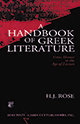 A Handbook of Greek Literature: From Homer to the Age of Lucian