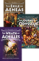 Follow Your Fates Series: Wrath of Achilles, Journey of Odysseus, and Exile of Aeneas