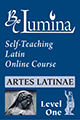 Lumina: Artes Latinae Level 1 Self-Teaching Latin Online Course