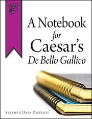 A Notebook For Caesars De Bello Gallico