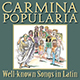 Carmina Popularia: Well-known Songs in Latin
