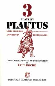 3 Plays by Plautus
