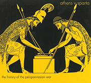 Athens v Sparta: The History of the Peloponnesian War CD