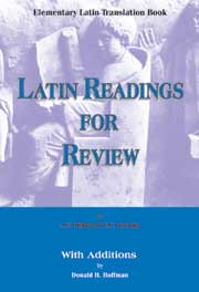 Latin Readings for Review: Elementary Latin Translation Book