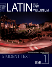 Latin for the New Millennium: Student Text Level 1, 1st Ed.