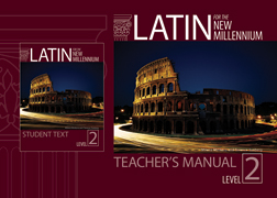 Latin for the New Millennium: Student Text, Level 2 - TM