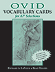 Ovid Vocabulary Cards for AP* Selections