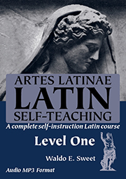 Artes Latinae Level 1, Audio CD