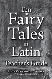 Ten Fairy Tales In Latin TG