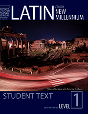 Latin for the New Millennium Student Text, Level 1, 2nd Ed