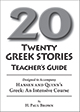 Twenty Greek Stories Teacher's Guide