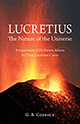 Lucretius: The Nature of the Universe